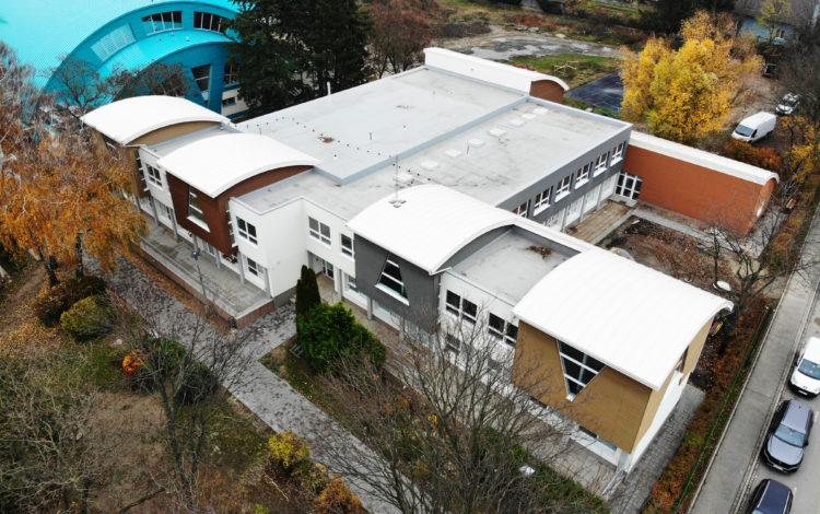Kindergarten capacity extension – Záhorská Bystrica, Slovakia