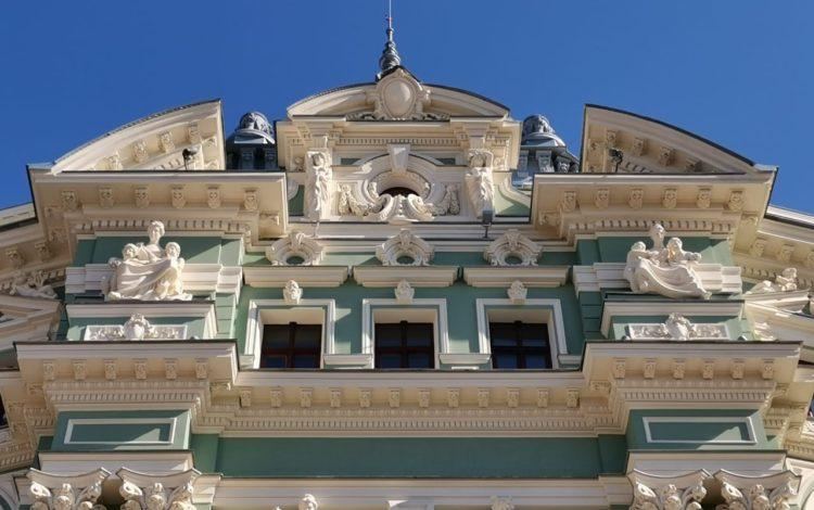 House of Rusov, Sadova st. 21, Odessa, Ukraine